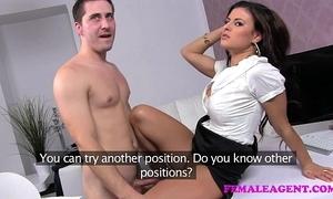Femaleagent horny sex skinny new agent