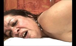 Brazilian fat matured in anal scene