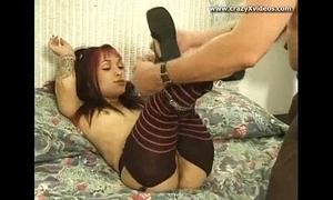 Unsound alt emo midget chick sucks crazy Hawkshaw