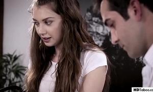 Virgin 18yo visits chum around with annoy doctor - pure taboo - elena koshka