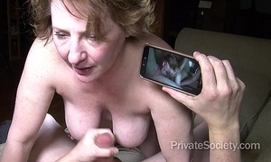 Sex within reach Fifty (starring aunt kathy)