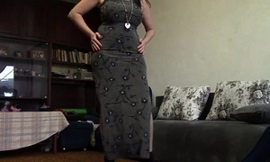 Mommy taboo burlesque joi increased by take a leak hither a spin