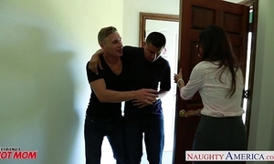 Horrific maw india summer gets trimmed pussy jizzed