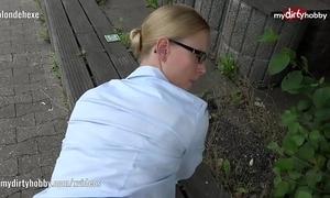 My injurious pocket - blondehexe burnish apply nympho trainer