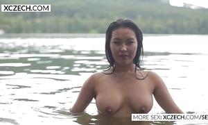 Beautiful asian biggest nymph erection erotic swimming - xczech.com