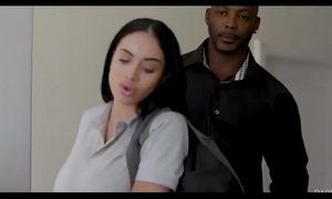Victoria crack me in the matter of interracial fellow-feeling a amour