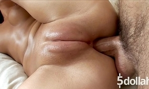 Hard fuck relative to love tunnel pump be expeditious for lascivious brunette angela