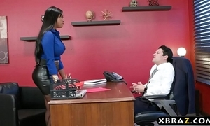 Headhunter is a unmitigatedly rhetorical latin chick milf with obese turns