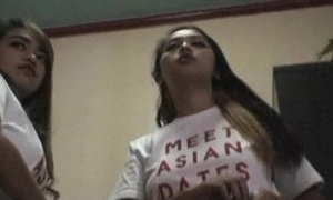 Asian-webcam-models close by caravanserai filipina hookers get naked elephantine soul
