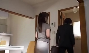 Spectacular japanese wife