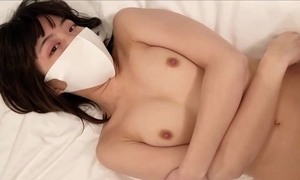 Narrow-eyed cutie with reference to natural breast gets fucked generously